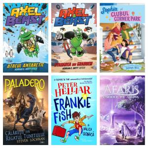 Pachet povesti fantastice pentru copii