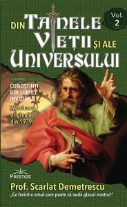 Din tainele vietii si ale universului. Volumele I-III de Scarlat Demetrescu [1]