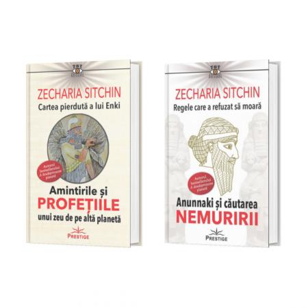 Pachet Zecharia Sitchin