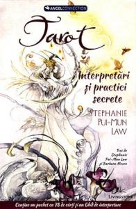 Tarot - Interpretari si practice secrete (cutie care contine ghid + 78 de carti)