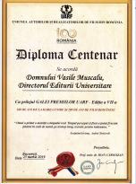 Editura Universitara – premiata la UARF 2019, 29 martie 2019