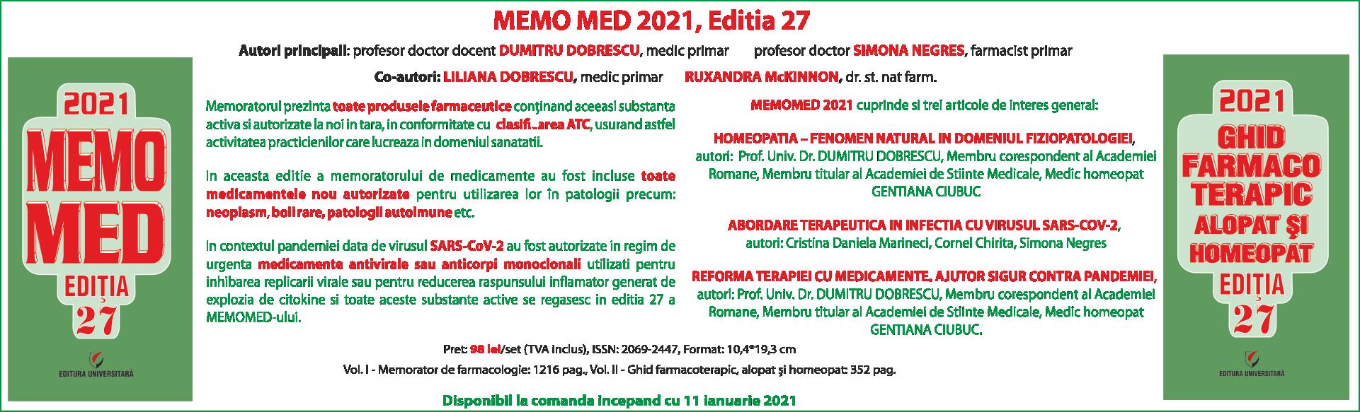 Memo Med 2021 - banner