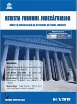 Asociatia Forumul Judecătorilor din Romania - 10 ani, 24 septembrie 2017