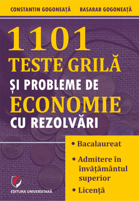 1101 Grid Tests and Economics Problems with Solutions 0
