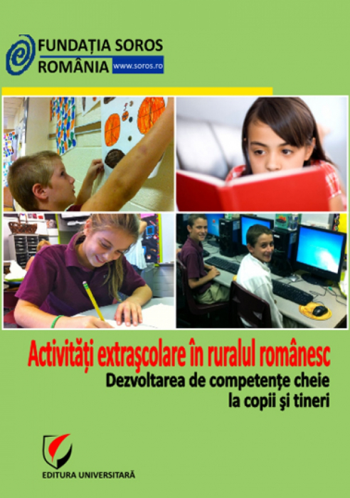 Extracurricular activities in the Romanian rural. Development of key skills in children and young 0