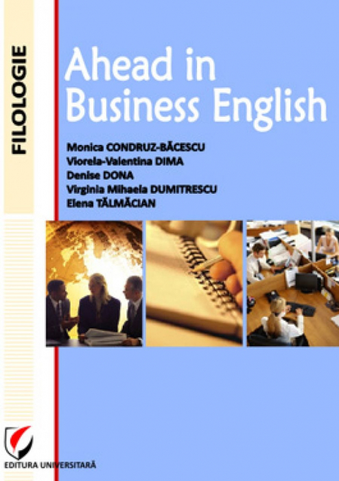 Ahead in Business English 0