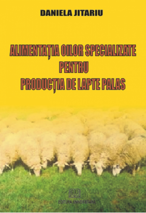 Eating specialized sheep milk production Palas 0