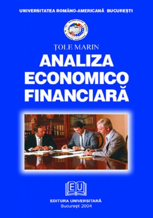 Analiză economico-financiară 0