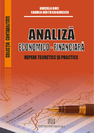 Analiză economico - financiară - Repere teoretice şi practice 0