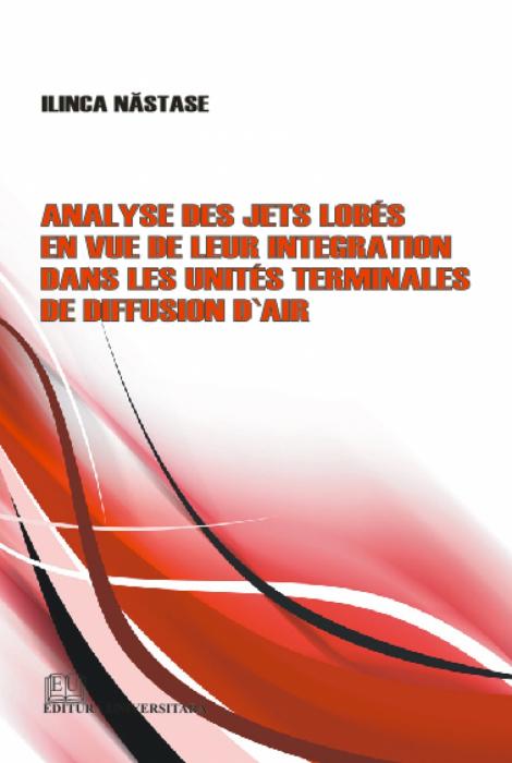 Analyse des jets lobes en vue de leur integration dans les unites terminales de diffusion d air [0]