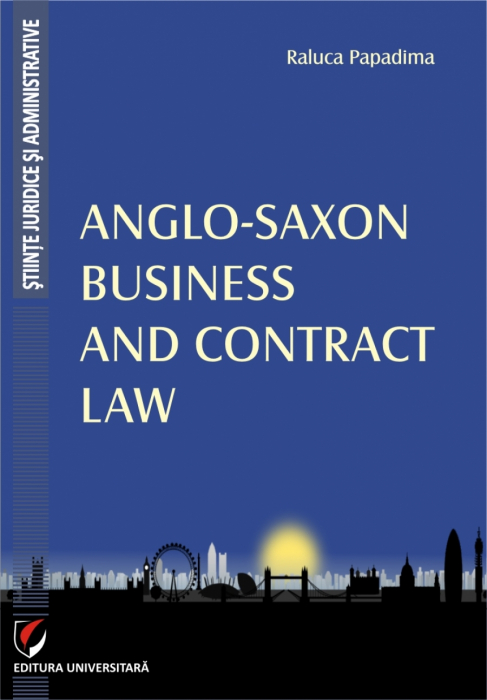 ANGLO-SAXON BUSINESS AND CONTRACT LAW 0