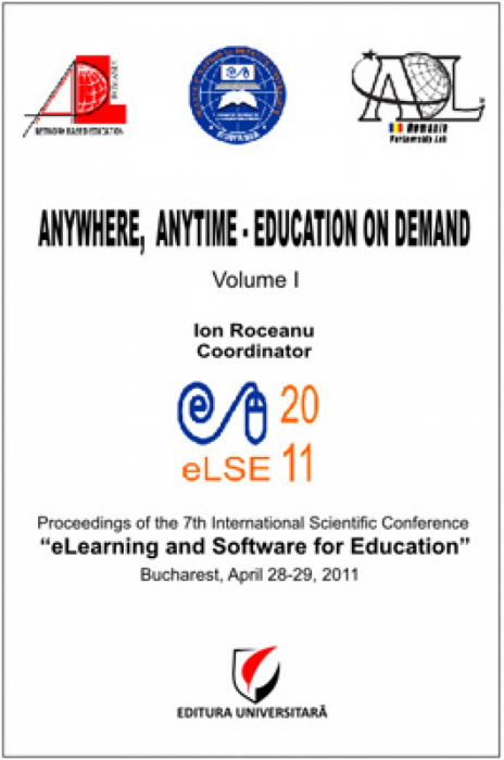 Anywhere, anytime - Education on demand, Volume I 0