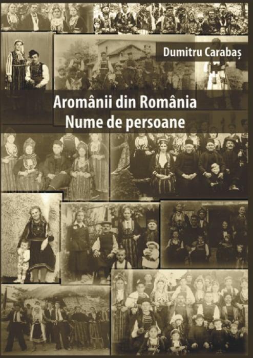 Aromanii din Romania. Nume de persoane 0