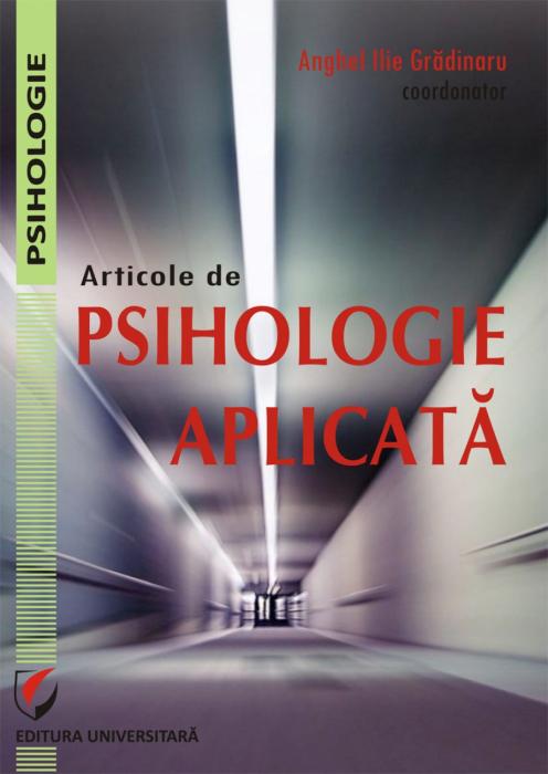 Articole de psihologie aplicata [0]