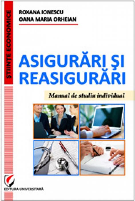 Asigurări şi reasigurări. Manual de studiu individual [0]
