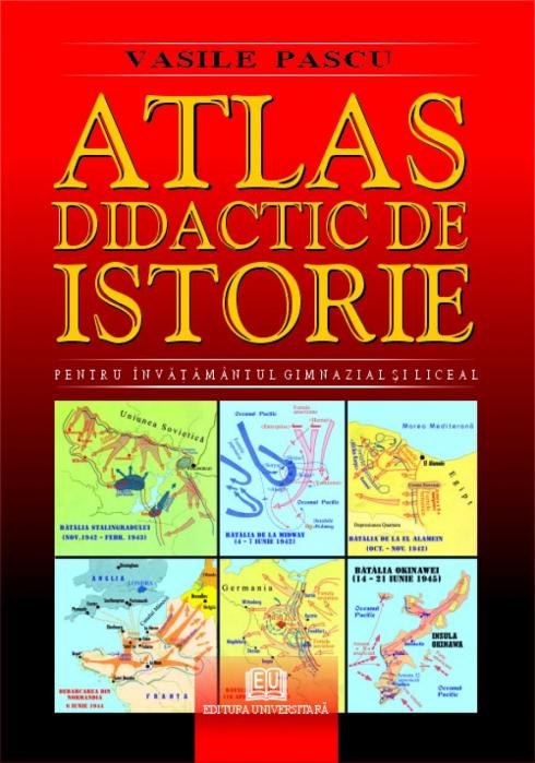 ATLAS DIDACTIC DE ISTORIE [0]