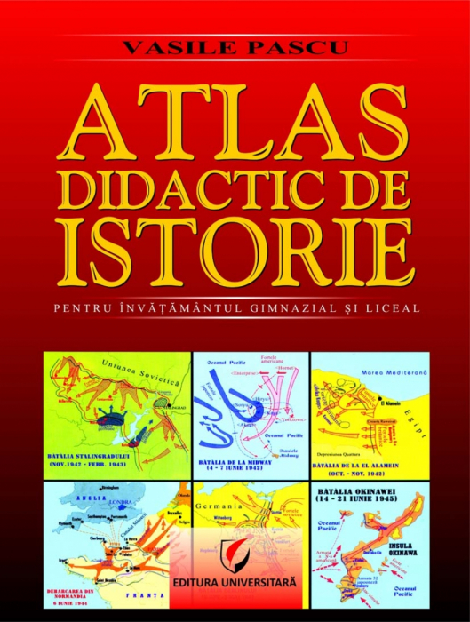 Didactic History Atlas, second edition 0