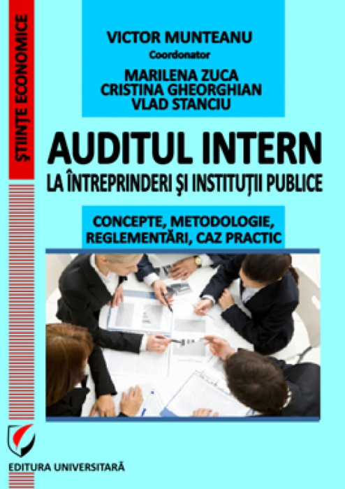 nternal audit in companies and public institutions. Concepts, methodology, regulations, case study 0