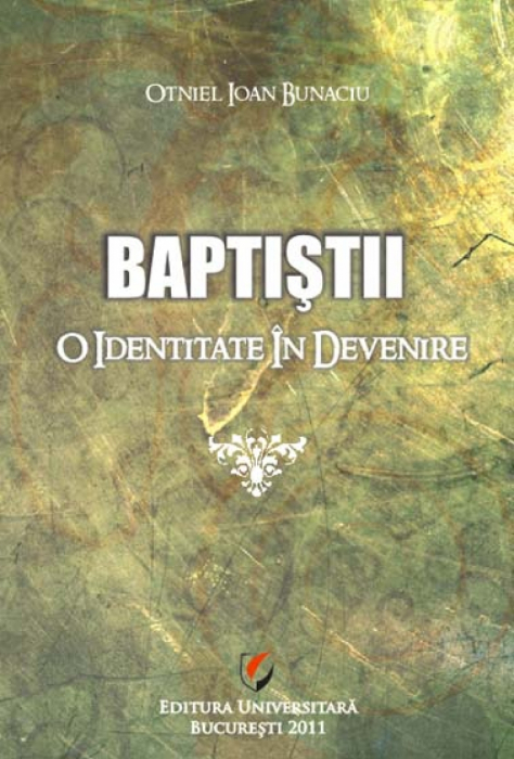 Baptists - an identity in the making 0