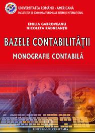 Bazele contabilitatii - Monografie contabila [0]