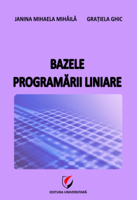 Bazele programării liniare [0]