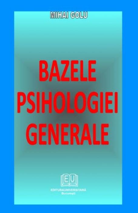 Bazele psihologiei generale 0