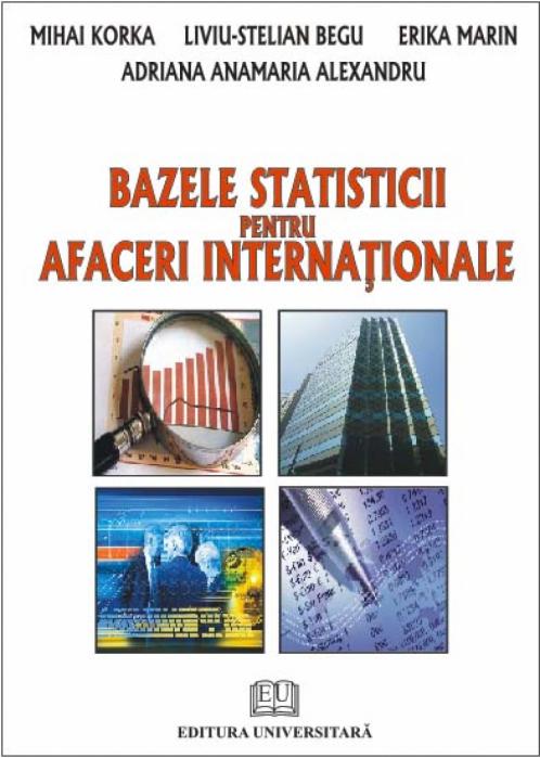 Bazele statisticii pentru afaceri internationale 0