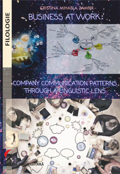 Business at work:  Company Communication Patterns through a linguistic Lens 0