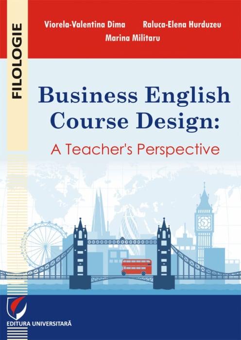 Business English Course Design: A Teacher's Perspective 0