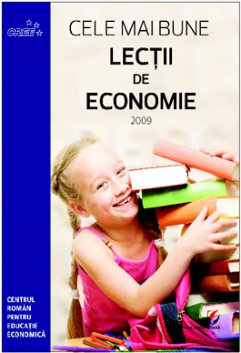 Cele mai bune lectii de economie 2009 [0]