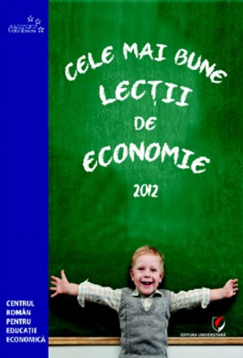 Cele mai bune lectii de economie 2012 0