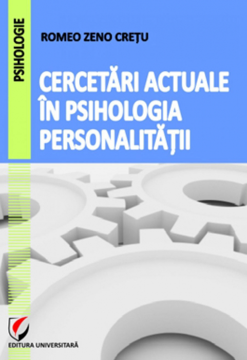Current research in personality psychology 0