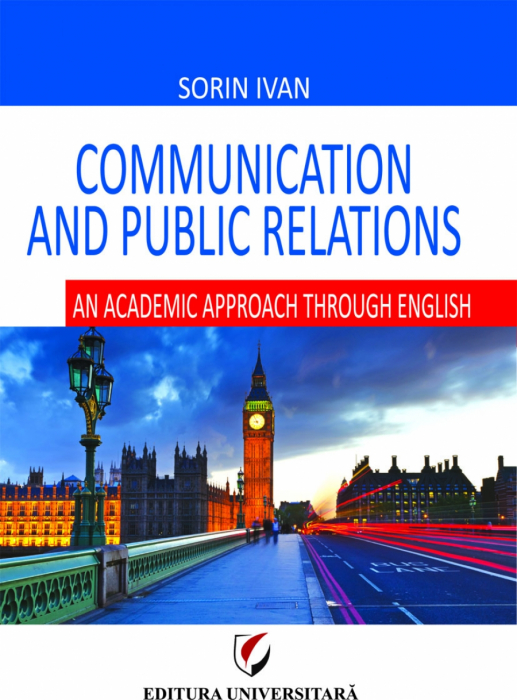 Communication and Public Relations. An Academic Approach through English 0