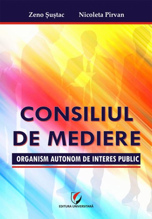 Consiliul de mediere - organism autonom de interes public 0