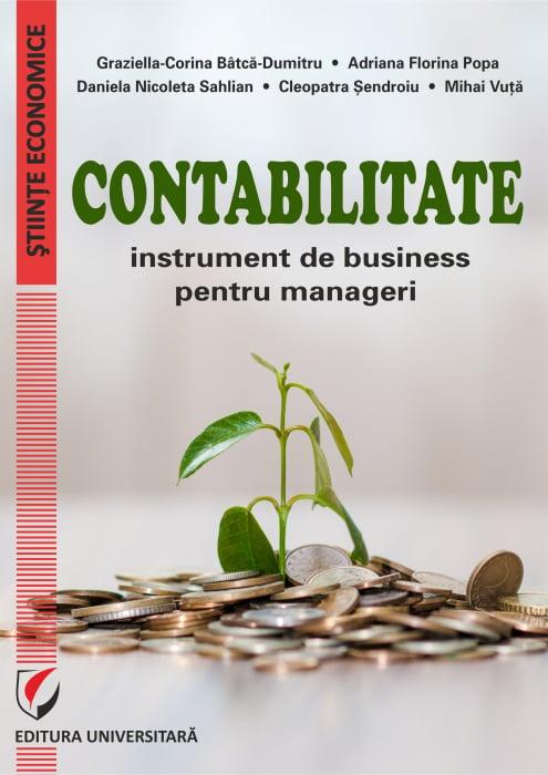 Contabilitate. Instrument de business pentru manageri [0]