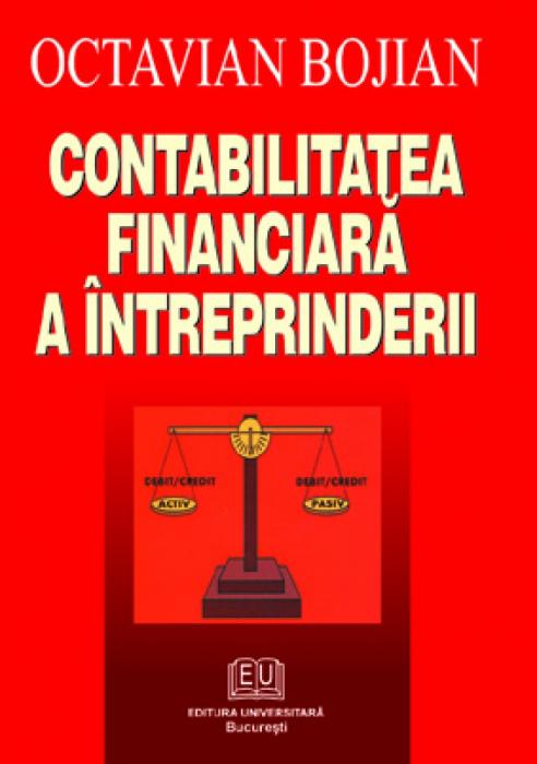 Contabilitatea financiară a întreprinderii 0