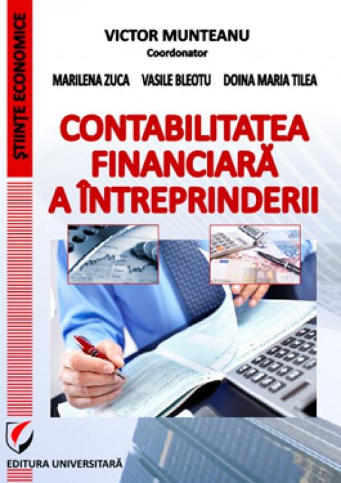 Contabilitatea financiara a intreprinderii [0]