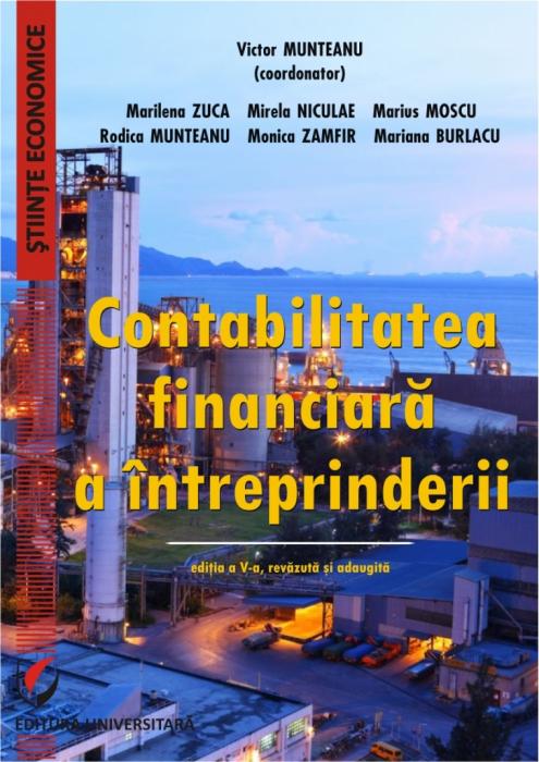 CONTABILITATEA FINANCIARA A INTREPRINDERII 0