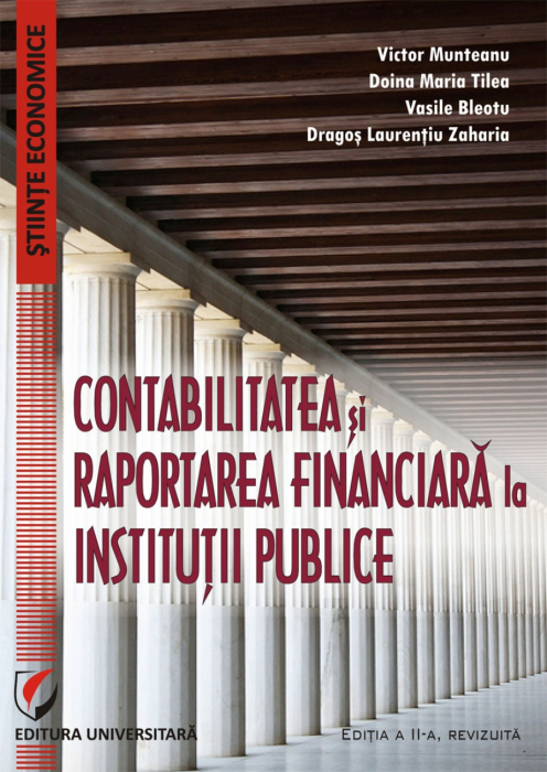 Accounting and financial reporting of public institutions 0