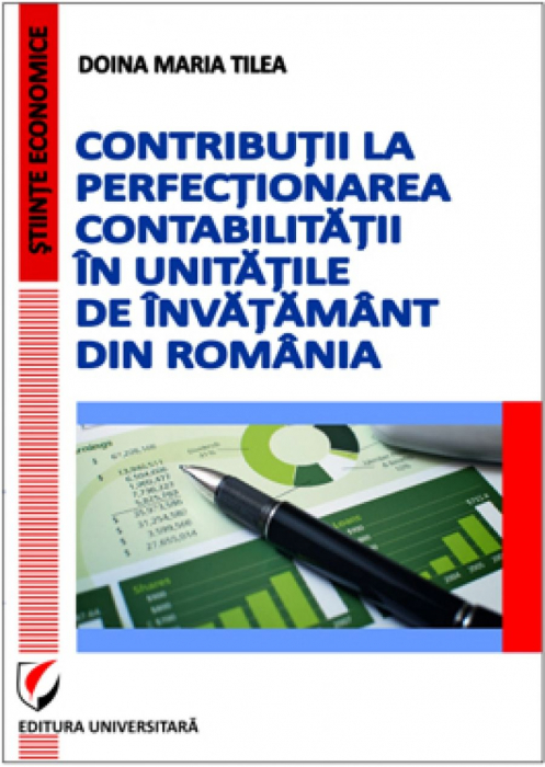 Contributions to improving accountability in schools in Romania 0