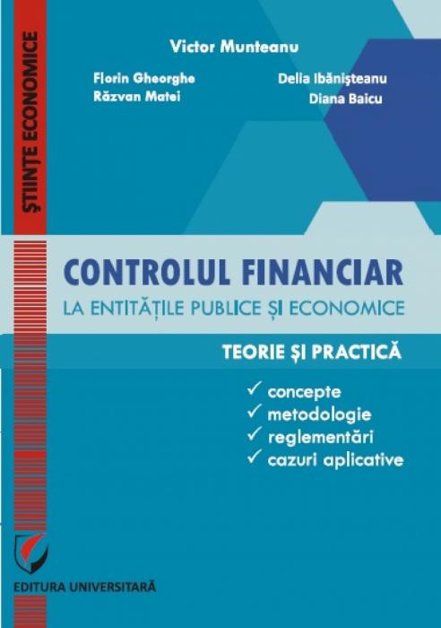 Controlul financiar la entitatile publice si economice 0