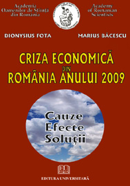 The economic crisis in Romania in 2009 - causes, effects, solutions 0