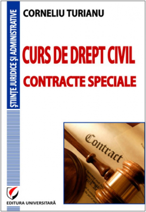 Manual of civil law. Special contracts [0]