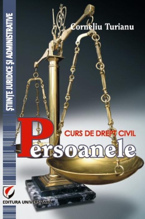 Curs de drept civil. Persoanele [0]