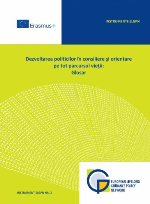 Dezvoltarea politicilor in consiliere si orientare pe tot parcursul vietii: Glosar 0
