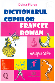 Children's dictionary - French - Romanian 0