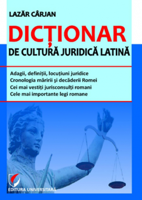 Dictionar de cultura juridica latina 0