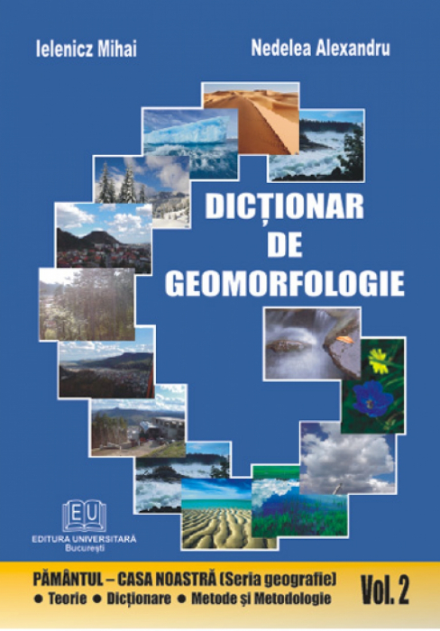 Dictionary of geomorphology [0]
