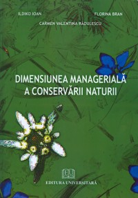 The size of nature conservation management 0
