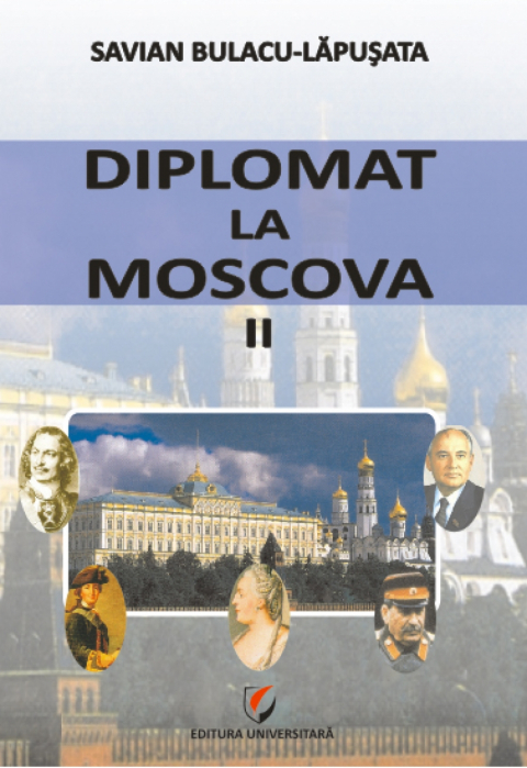 Diplomat in Moscow - II 0